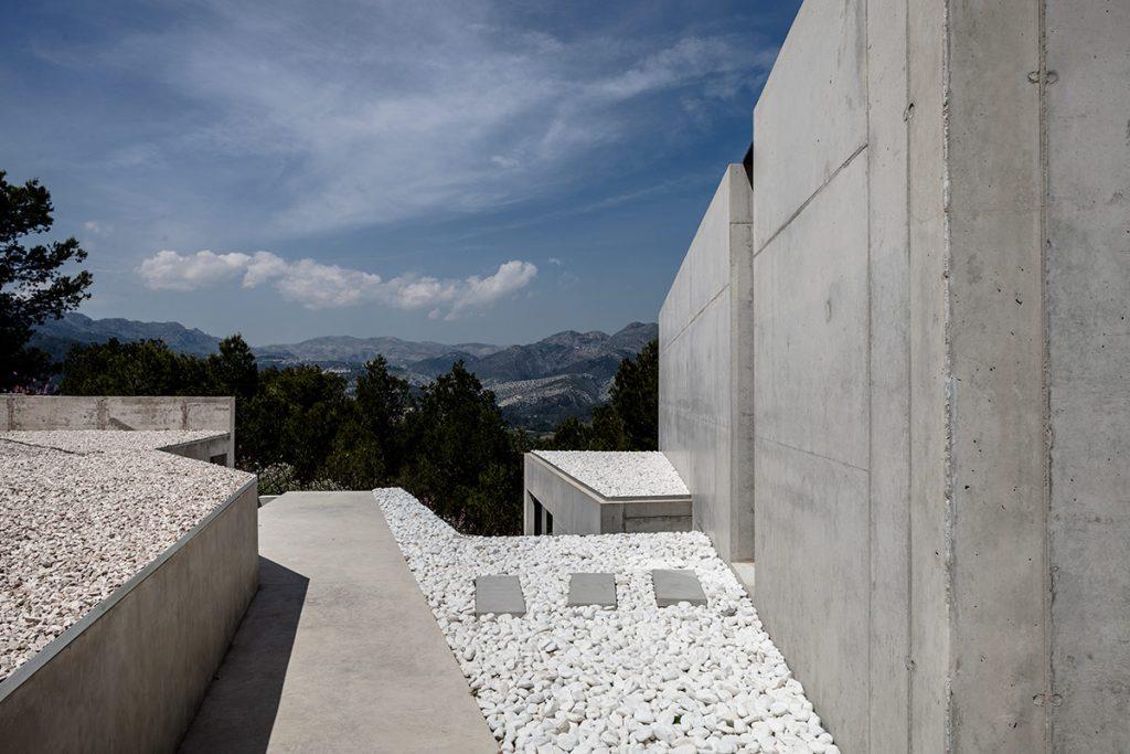 Casa l'Aspre   nomarq estudi d'arquitectura © Milena Villalba 2017