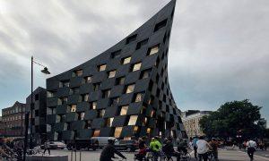 Hotel Shoreditch, aloxamento urbano en Londres | AQSO arquitectos office