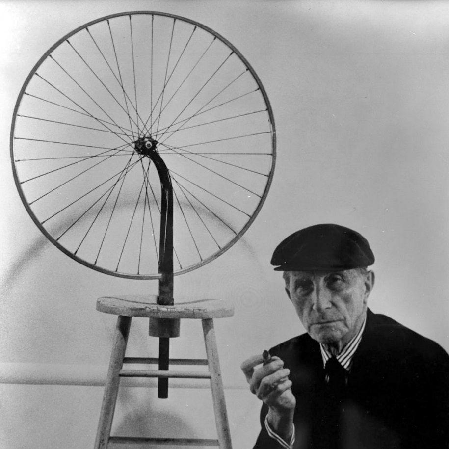 M. Duchamp