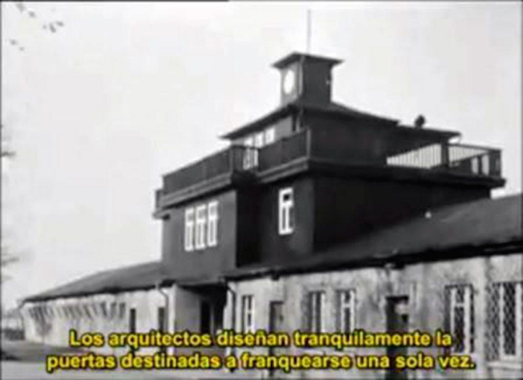 Arquitectos de campos de concentración Jorge Gorostiza