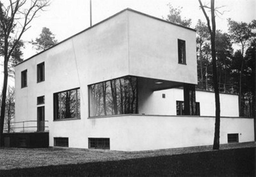 Lucia Moholy 1926-Bauhaus archivo Berlin, ©VG Bild Kunst Bonn