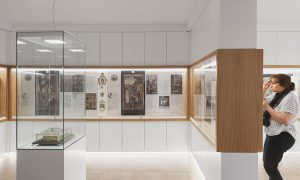"Museum exhibition ""Saint Vicent Ferrer. Life and legend of a preacher"" 
