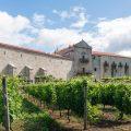 Rehabilitación nave lateral del monasterio de San Clodio en Leiro OLA estudio ERo1