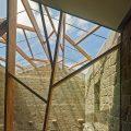 Rehabilitación nave lateral del monasterio de San Clodio en Leiro OLA estudio ERo21