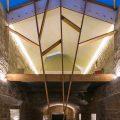 Rehabilitación nave lateral del monasterio de San Clodio en Leiro OLA estudio ERo28