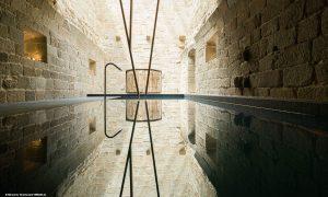 Rehabilitación nave lateral del monasterio de San Clodio en Leiro | OLA estudio