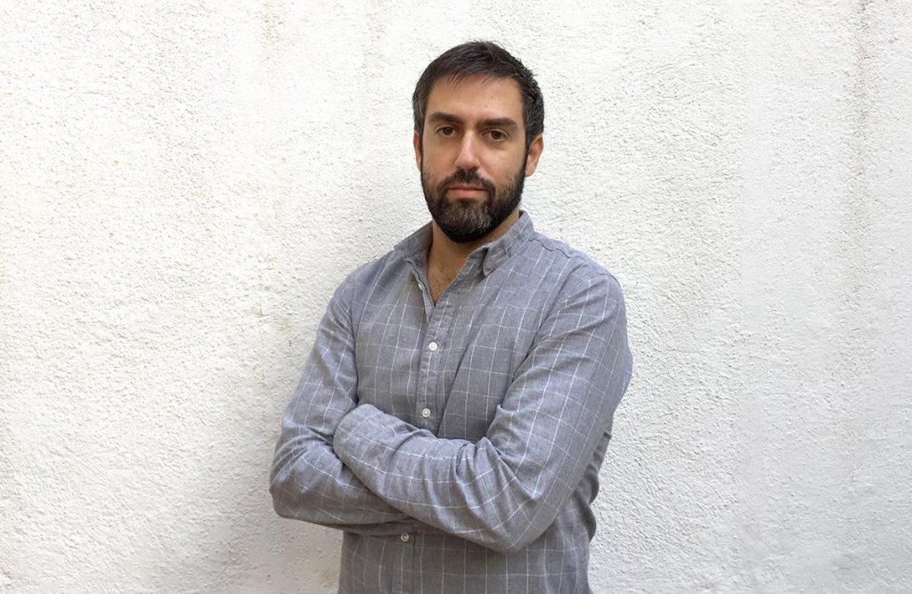 Ángel Camacho, arquitecto y fundador de ArchiMaps