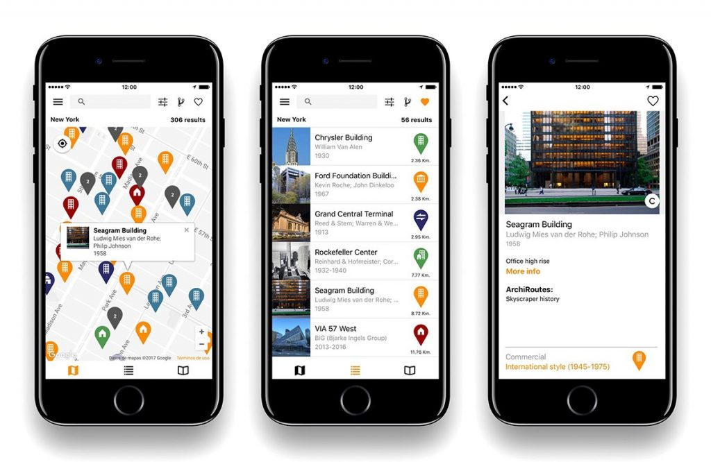 ArchiMaps está disponible de manera gratuita para sistemas iOS y Android.