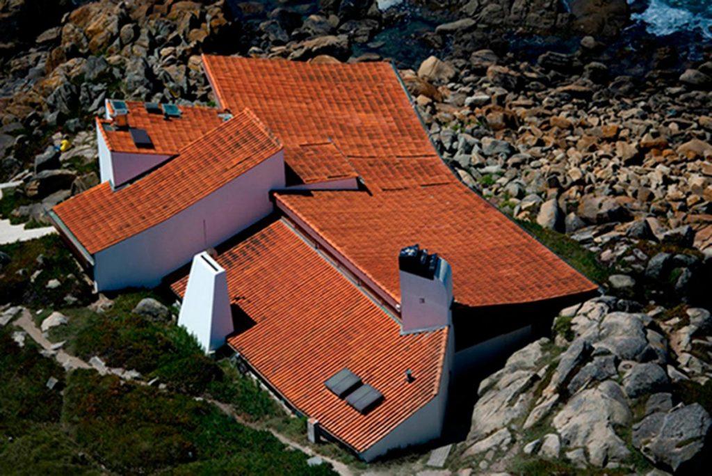Casa de Chá Boa Nova, Álvaro Siza