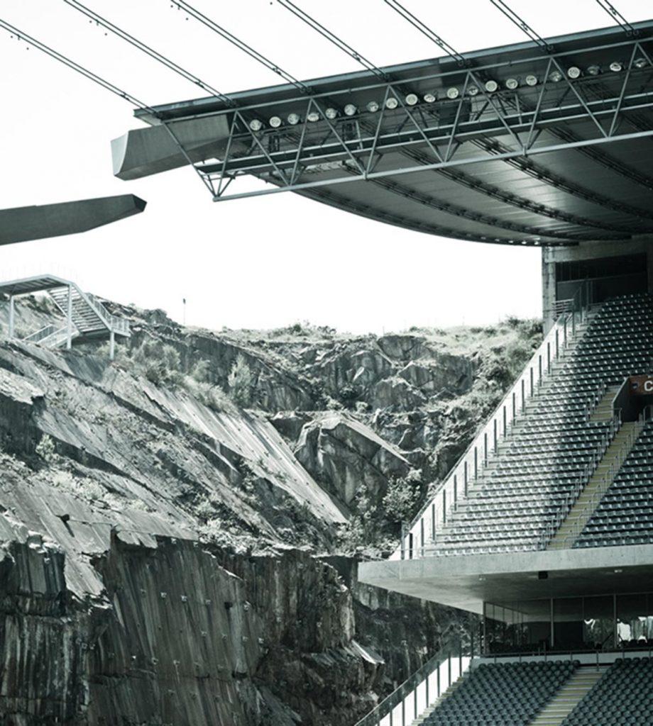 Estadio de Braga, Eduardo Souto de Moura