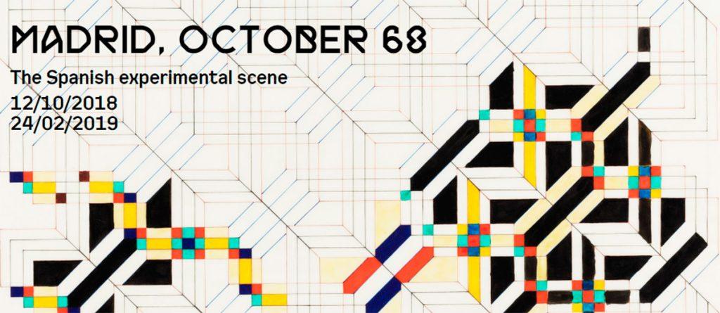 Madrid, octubre 68. La escena experimental española