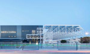 Oficinas Colmea en Vara de Quart | Cristina Moya Arquitecta