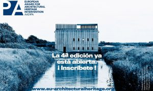 The IVrd European Award for Architectural Heritage Intervention AADIPA