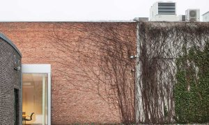 Fintro Bank Extension in Herentals | RDVA. Rik De Vooght Architecten