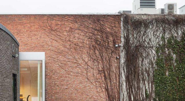 Ampliación del Fintro Bank en Herentals | RDVA. Rik De Vooght Architecten