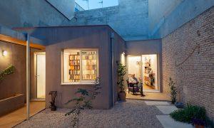 Home-Studio for an editor | Fent Estudi