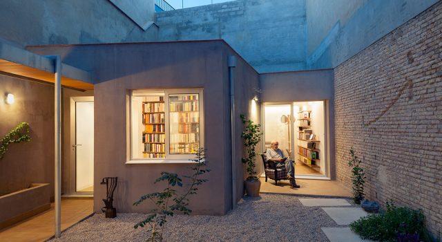 Casa-Estudo para un editor   Fent Estudi