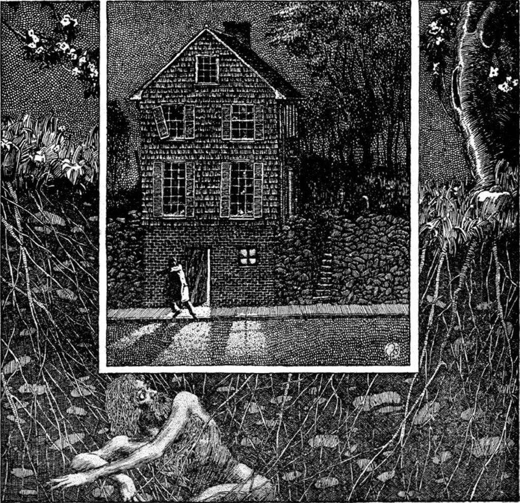 Extraños domésticos (II) La casa maldita de Lovecraft Pedro Hernández