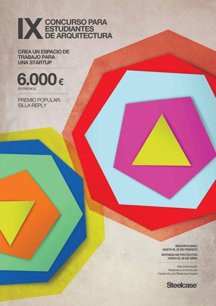IX Concurso para Estudiantes de Arquitectura Steelcase