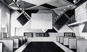 Las transgresiones del Aubette | Marcelo Gardinetti