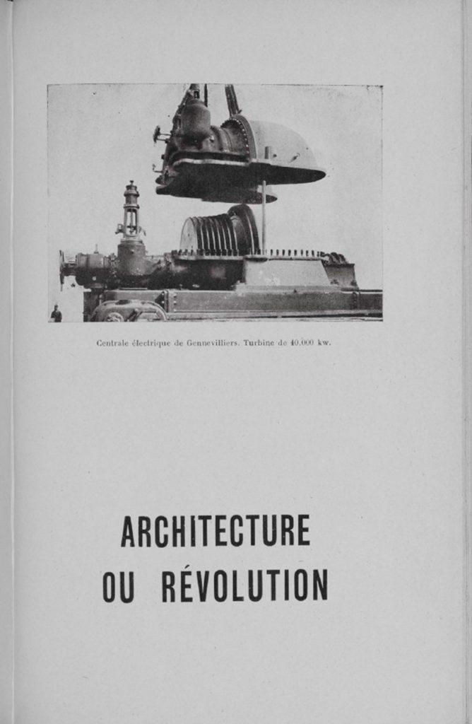 LeCorbusier Arquitectura sin fricción (una introducción) Pedro Hernández