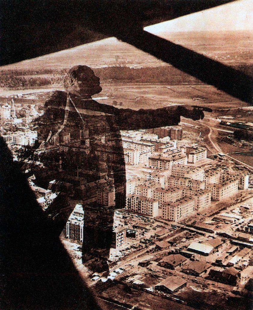 John Heartfiled The USSR in Construction, 1931.