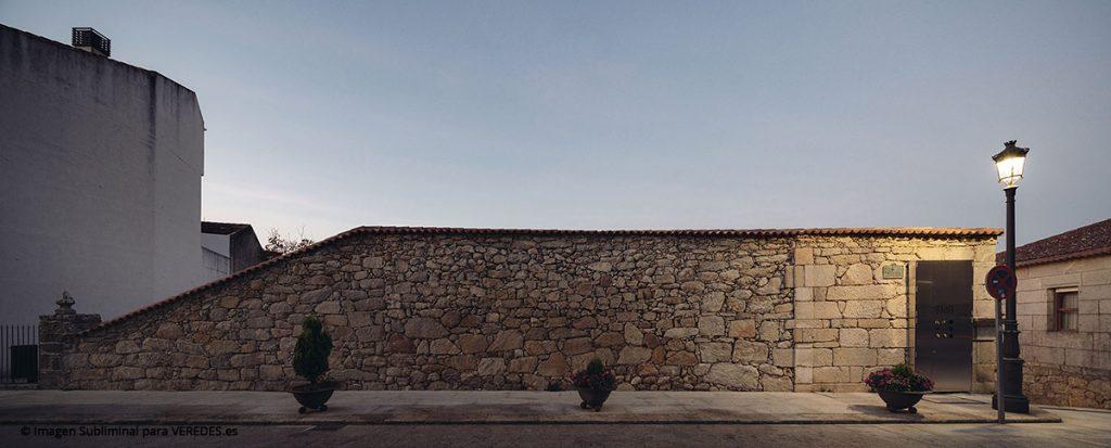 Rehabilitación del antiguo hospital Espíritu Santo para biblioteca municipal y archivo histórico de Baiona Murado & Elvira Architects o73