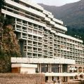 Hotel As en Perazića Do, Montenegro, años 70.