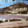 Hotel Pelegrin y Goricina en Kupari (foto de 1984).