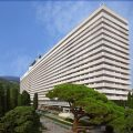 Hotel Yalta en Yalta. 1977, autores A.T. Polyansky, I.N. Mokshunova, K.N. Vasiliev, Ya.I. Dukhovny.