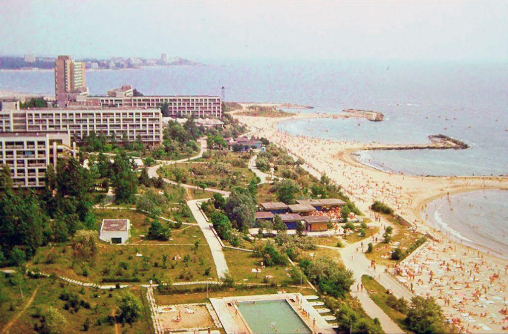 Hoteles en Saturn, Rumanía, 1972