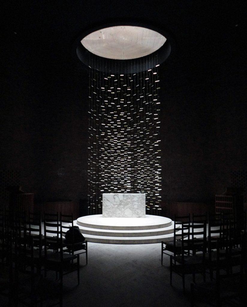 MIT, Eero Saarinen.