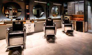 Shave the Sailor. Barbeshop N8L2 | V&Ba estudio