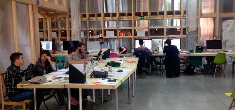 V Beca Emprendimiento e innovación en arquitectura 2019 espaciod