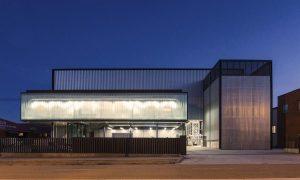 Metalworking Industry Building | contextos de arquitectura y urbanismo