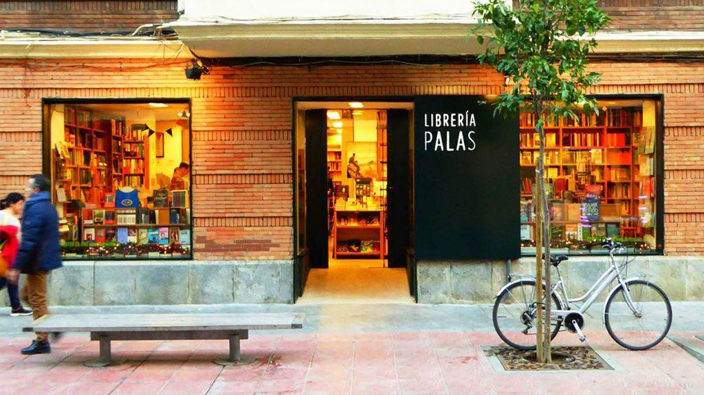 Librería Palas Arquitectura a Contrapelo o1 exto1
