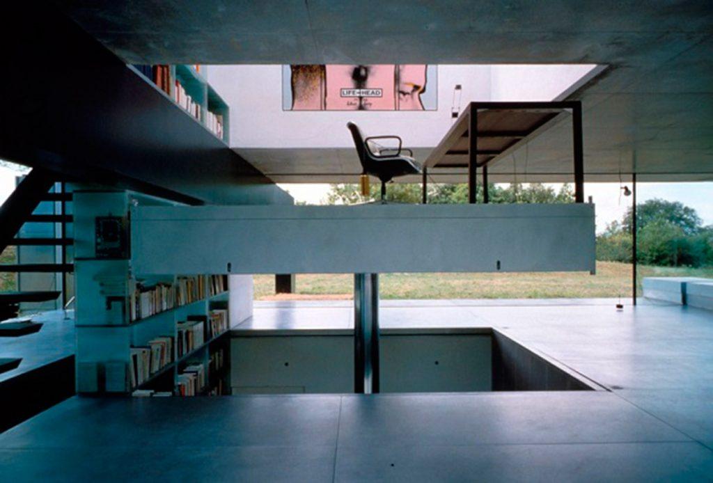 Maison Bordeaux, 1996-98, Rem Koolhas ©Hans Werlemann, courtesy OMA