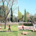 Parque Castellar Oliveral. Paisajes de juego | HDH arquitectos ©Milena Villalba