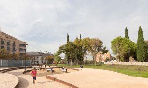 Parque Castellar Oliveral. Paisajes de juego | HDH arquitectos