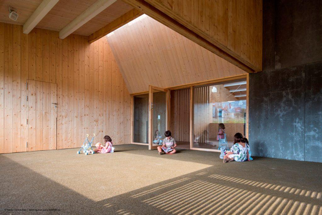 Escuela Infantil en A Baiuca Abalo Alonso Arquitectos o7 into3