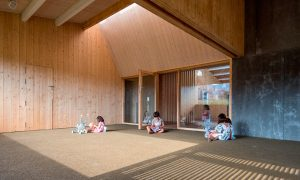 Escuela Infantil en A Baiuca | Abalo Alonso Arquitectos