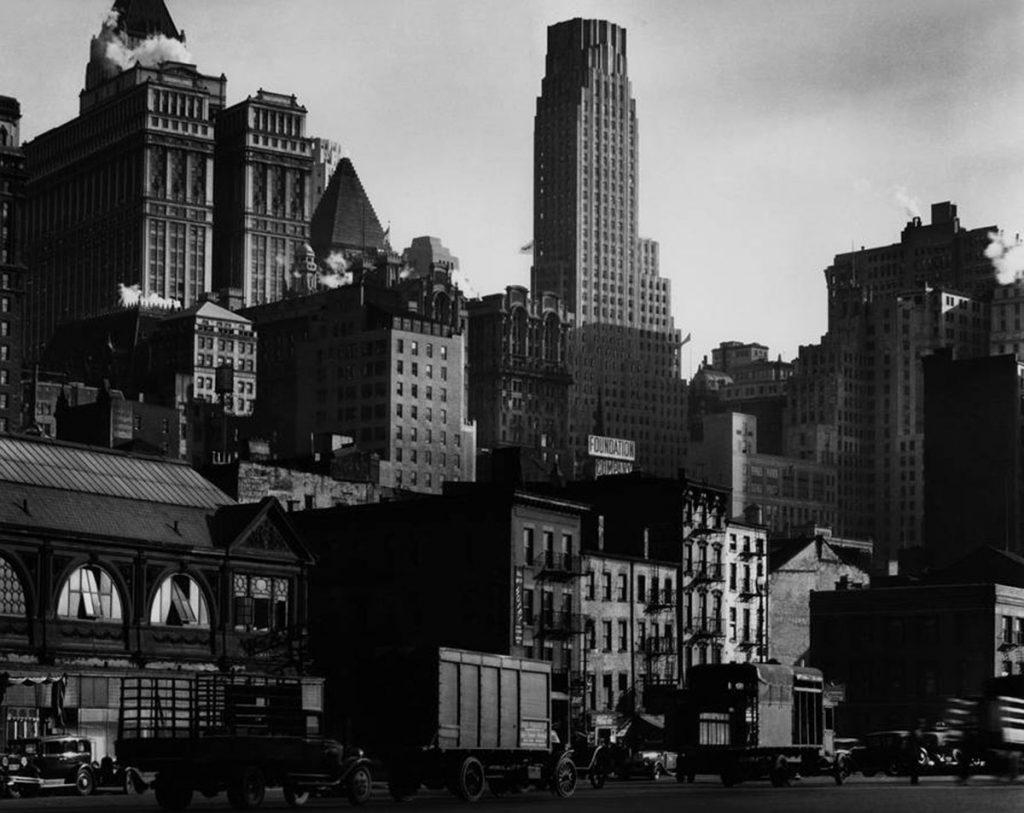 Berenice Abbott. Retratos de la modernidad