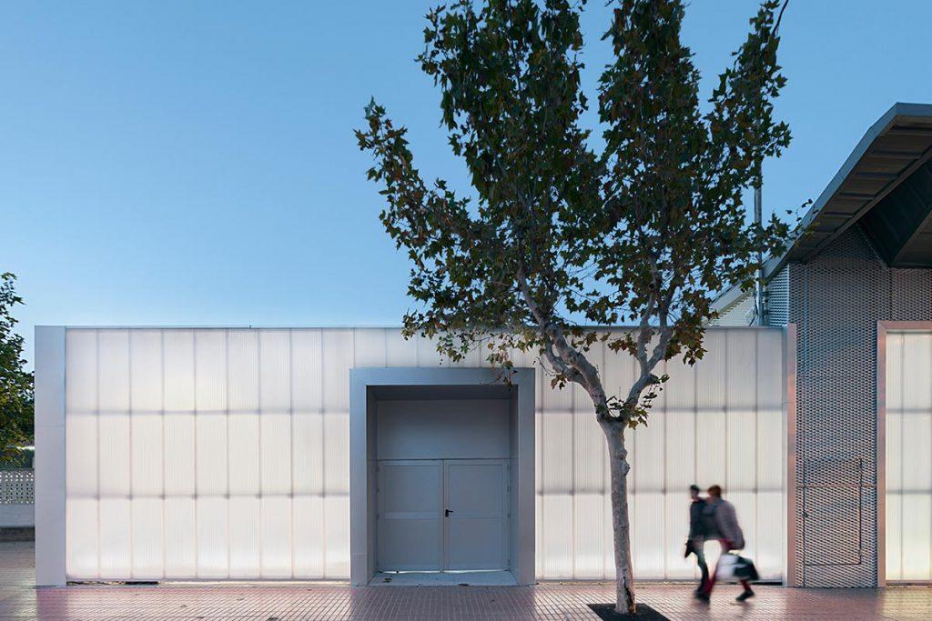 Estación de Benidorm | HULOT arch. Studio | ©Milena Villalba 2018