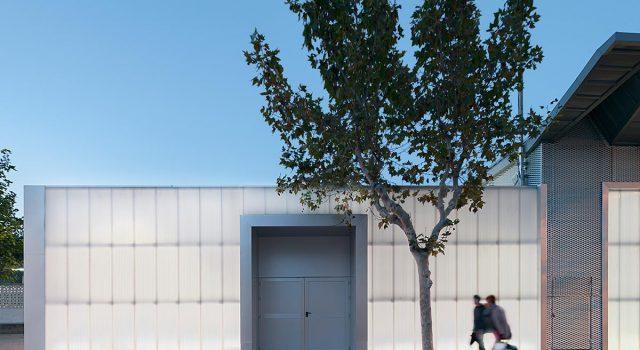 Estación de Benidorm   HULOT arch. Studio