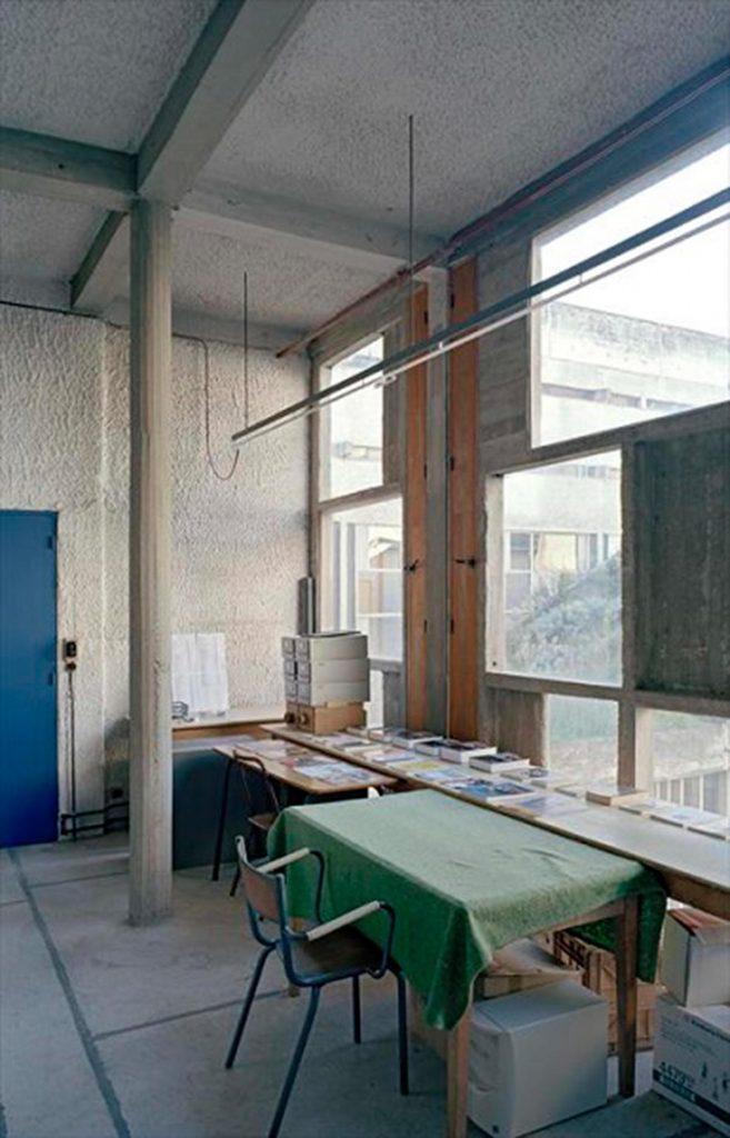 La Tourette | Olivier Martin Gambier, 2004 © FLC ADAGP