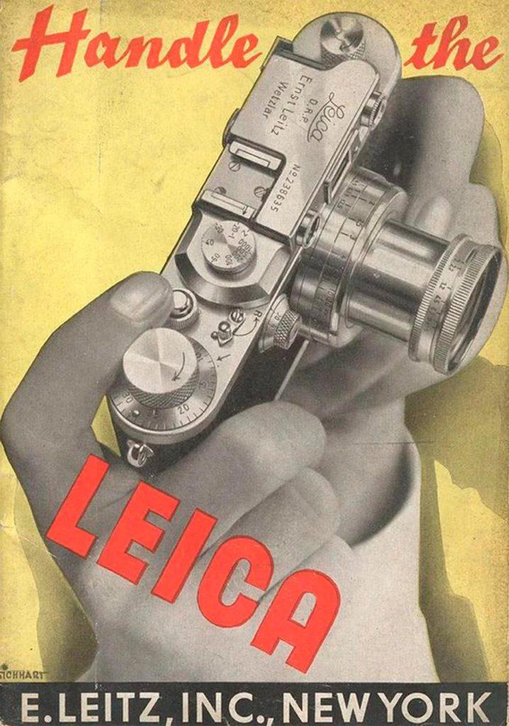 Publicidad Leica, 1935 | Fuente: newyorker.com