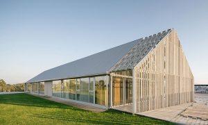 Showroom y oficinas DFG-Pavestone | OLA estudio