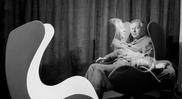 Cadeira ovo. Arne Jacobsen | Borja López Cotelo