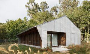 House in Brión | ARKB-Arrokabe arquitectos
