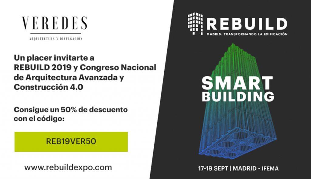 Promoción REBUILD 2019. Smart Building-D
